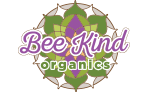 Bee Kind Organics Logo
