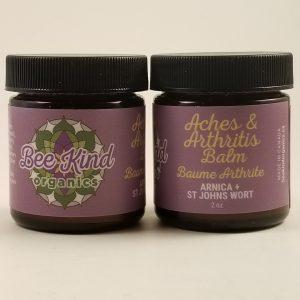 Beeswax Aches & Arthritis