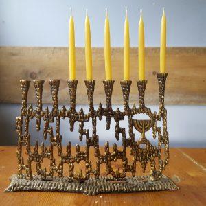 Chanukah Candles