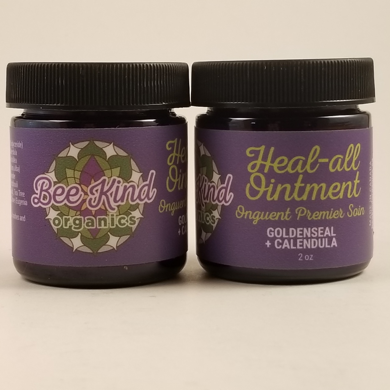 Beeswax Heal All (Herbal Ointment)