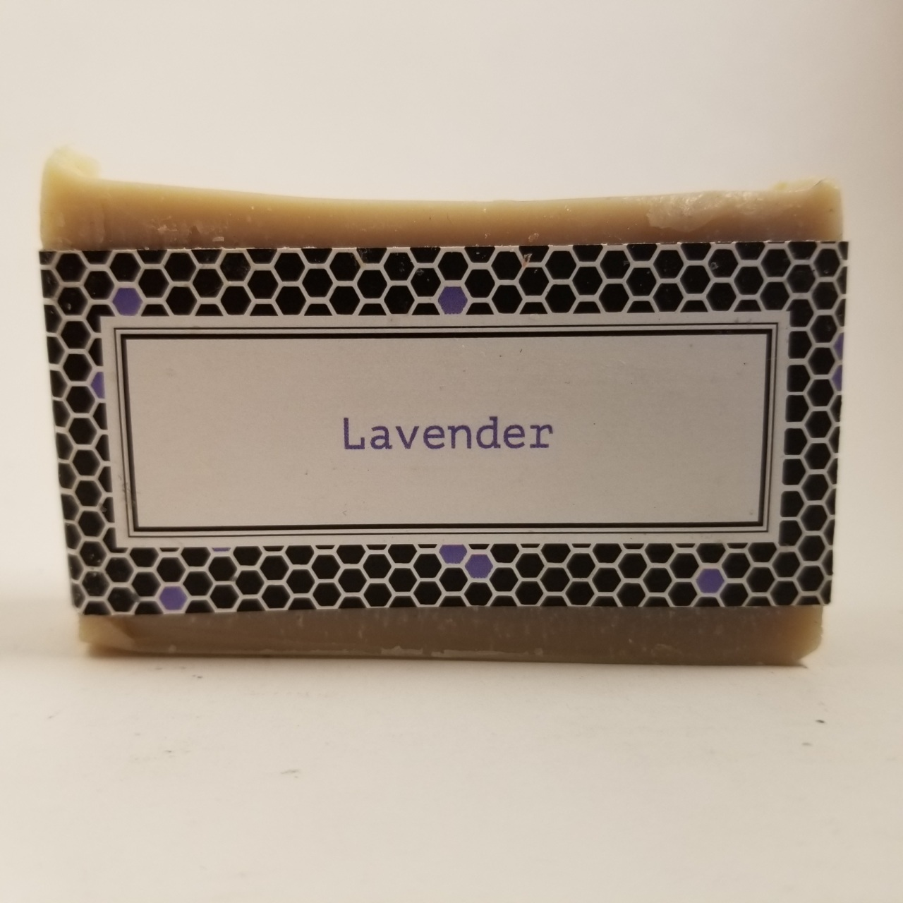 Lavender Beeswax Soap